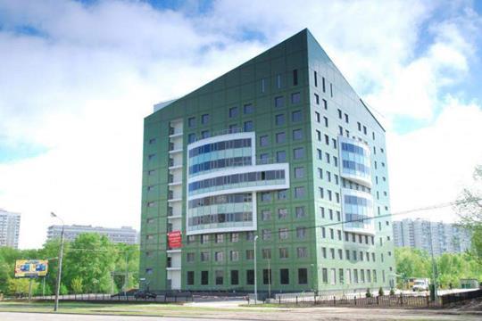 Офис, 591 м2, класс B