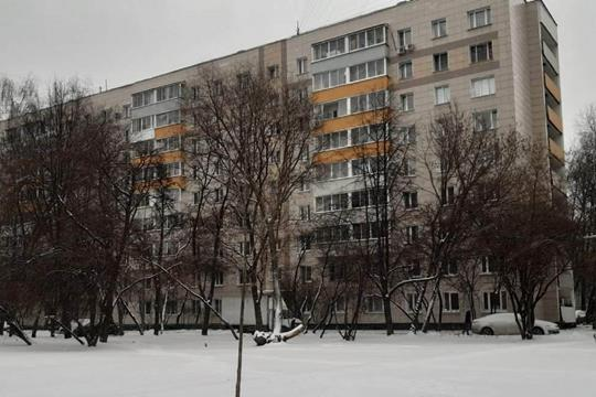 Студия, 16 м<sup>2</sup>, 1 этаж_1