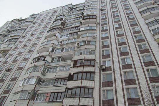 2-комн квартира, 58.2 м2, 17 этаж