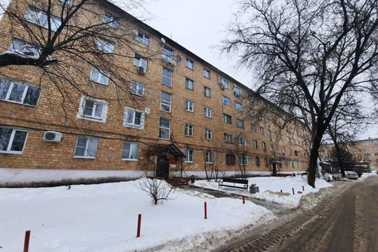 1-комн квартира, 17.1 м2, 1 этаж