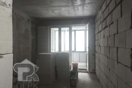 Студия, 22.4 м2, 4 этаж