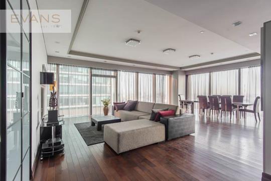 3-комн квартира, 184 м2, 24 этаж