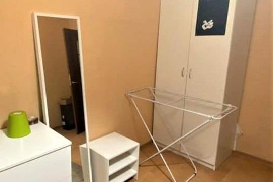 1-комн квартира, 16.5 м2, 1 этаж
