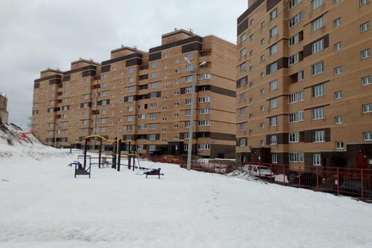 2-комн квартира, 63.1 м2, 9 этаж