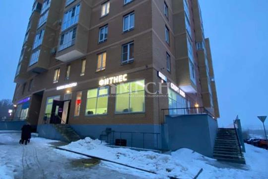 2-комн квартира, 57.8 м2, 3 этаж