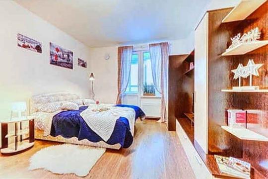 1-комн квартира, 36 м2, 6 этаж