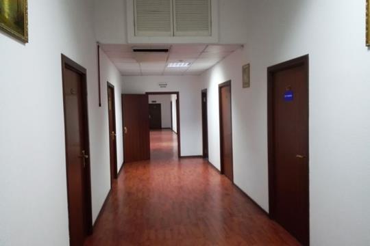 Офис, 22 м2, класс B