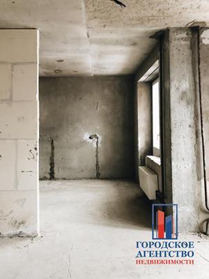 1-комн квартира, 58.8 м2, 10 этаж - фото 1