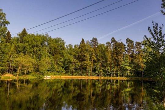 Участок, 800 соток, деревня Жилкино Жилкино д, Ярославское шоссе