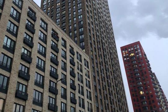 2-комн квартира, 50 м2, 23 этаж