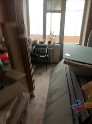 2-комн квартира, 41 м2, 3 этаж - фото 1