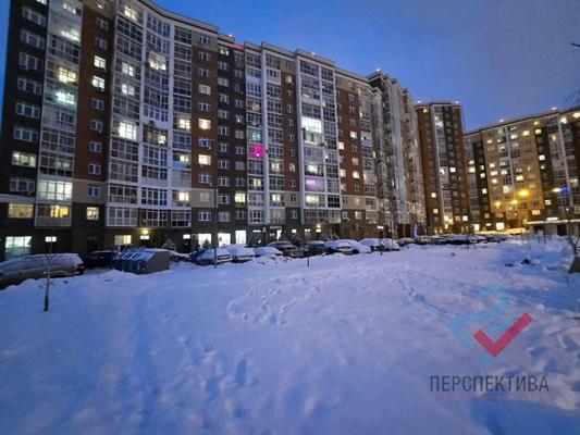 1-комн квартира, 41 м2, 6 этаж - фото 1