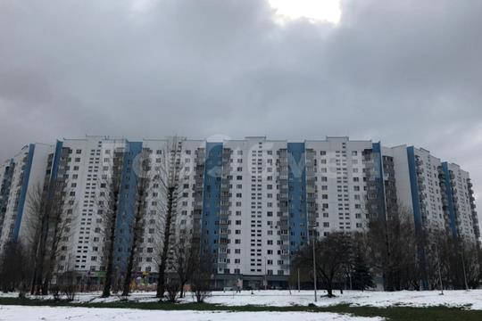 2-комн квартира, 54 м2, 6 этаж