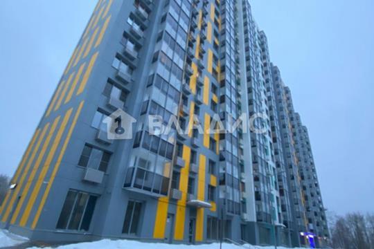 2-комн квартира, 52 м<sup>2</sup>, 14 этаж_1