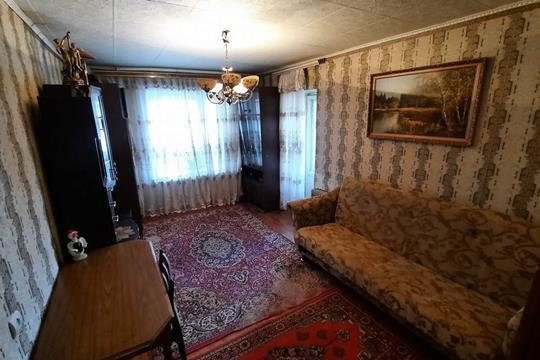 2-комн квартира, 46 м2, 2 этаж