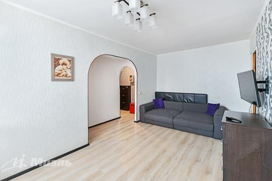 2-комн квартира, 42.3 м2, 5 этаж