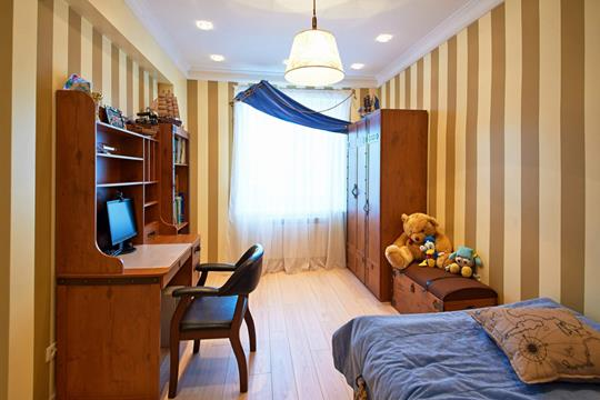 3-комн квартира, 106 м2, 3 этаж