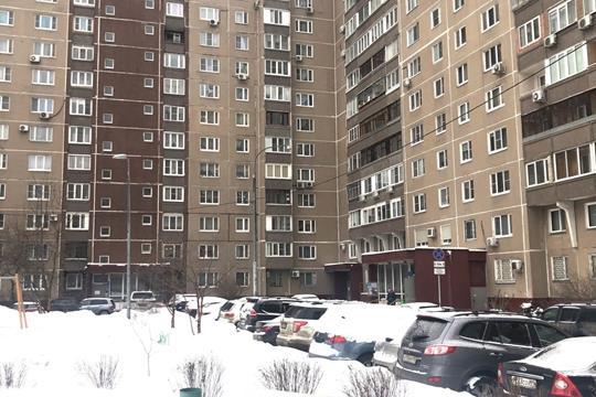 3-комн квартира, 72.2 м2, 6 этаж