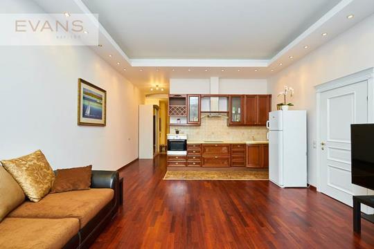 2-комн квартира, 75 м<sup>2</sup>, 19 этаж_1