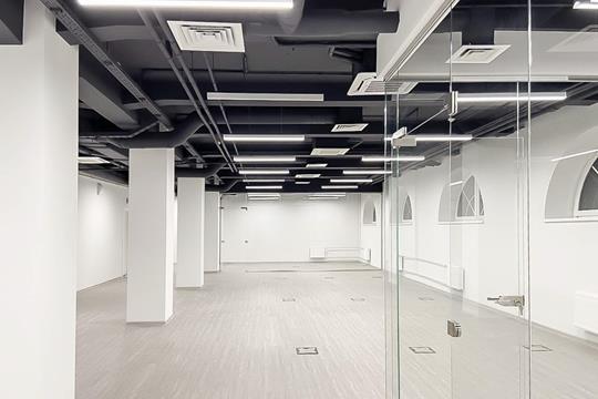 Офис, 135 м2, класс B+