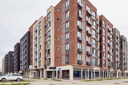 3-комн квартира, 58.65 м2, 2 этаж