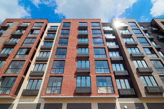 2-комн квартира, 61.18 м2, 5 этаж