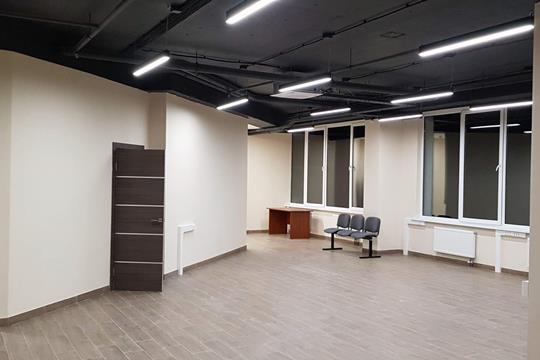 Офис, 174.7 м2, класс B+