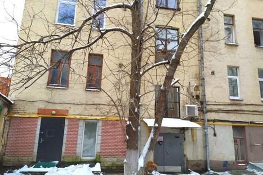 1-комн квартира, 12.8 м2, 1 этаж