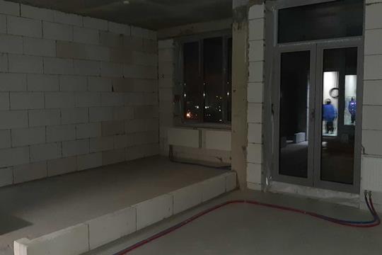 1-комн квартира, 40.1 м2, 20 этаж