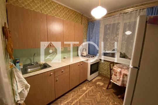 2-комн квартира, 46.5 м2, 4 этаж