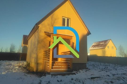 Коттедж, 80 м2, деревня Алексеевка  , Киевское шоссе