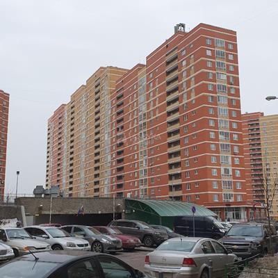 1-комн квартира, 39.2 м2, 11 этаж - фото 1