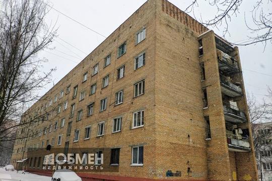 3-комн квартира, 85 м2, 2 этаж