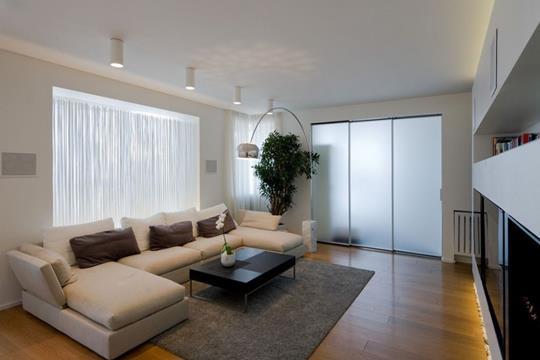 3-комн квартира, 106 м2, 2 этаж