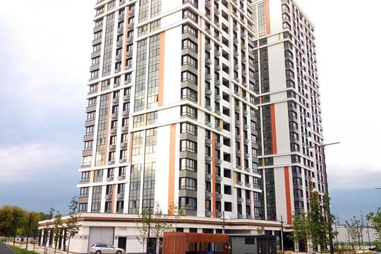 1-комн квартира, 44.9 м2, 17 этаж