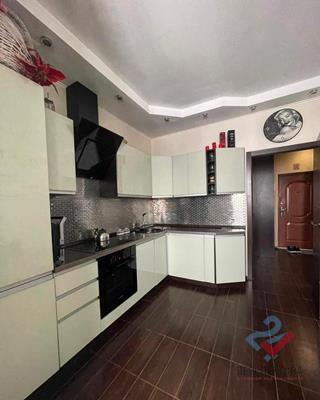 1-комн квартира, 43 м2, 9 этаж - фото 1