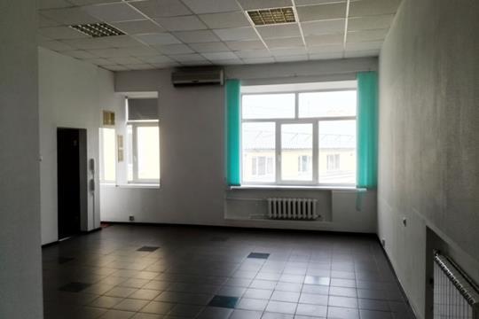 Офис, 50 м2, класс B