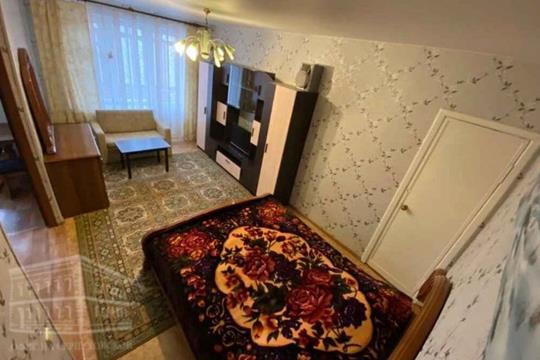 1-комн квартира, 33.5 м2, 3 этаж
