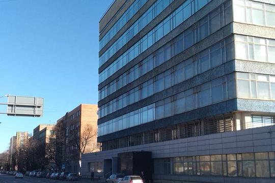 Офис, 632 м2, класс B