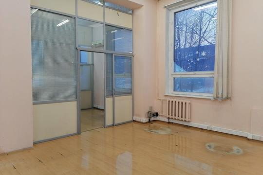 Офис, 61.3 м2, класс C