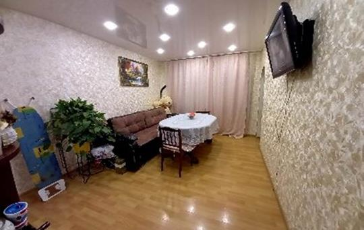 4-комн квартира, 58 м2, 1 этаж