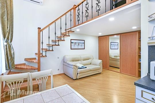 1-комн квартира, 31.1 м2, 2 этаж