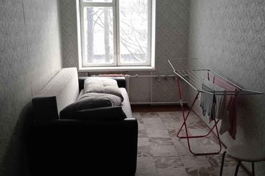 1-комн квартира, 56 м2, 3 этаж