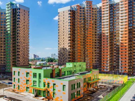 1-комн квартира, 40 м2, 4 этаж - фото 1