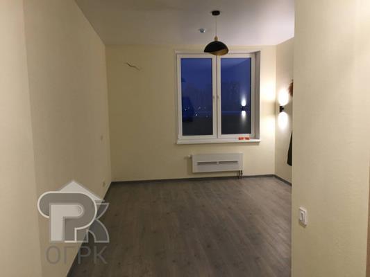 1-комн квартира, 24 м2, 3 этаж - фото 1