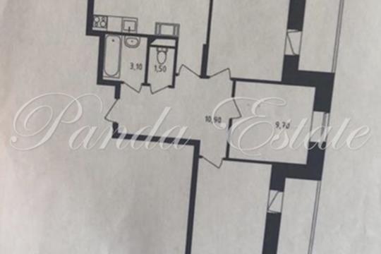 3-комн квартира, 78 м<sup>2</sup>, 14 этаж_1