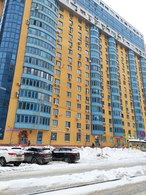 2-комн квартира, 78.8 м2, 14 этаж - фото 1
