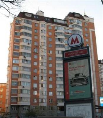 3-комн квартира, 84 м2, 4 этаж - фото 1