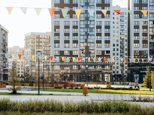 1-комн квартира, 38.6 м2, 15 этаж - фото 1