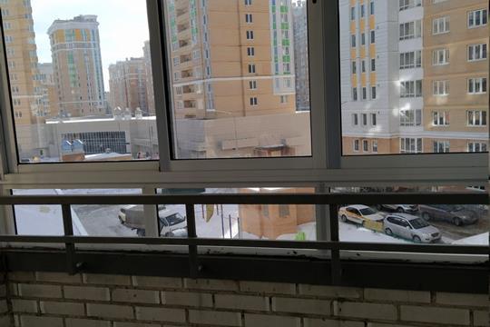 2-комн квартира, 60.4 м2, 6 этаж